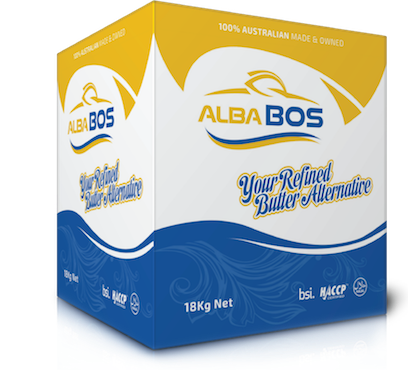 Alba Butter Oil Substitute Box